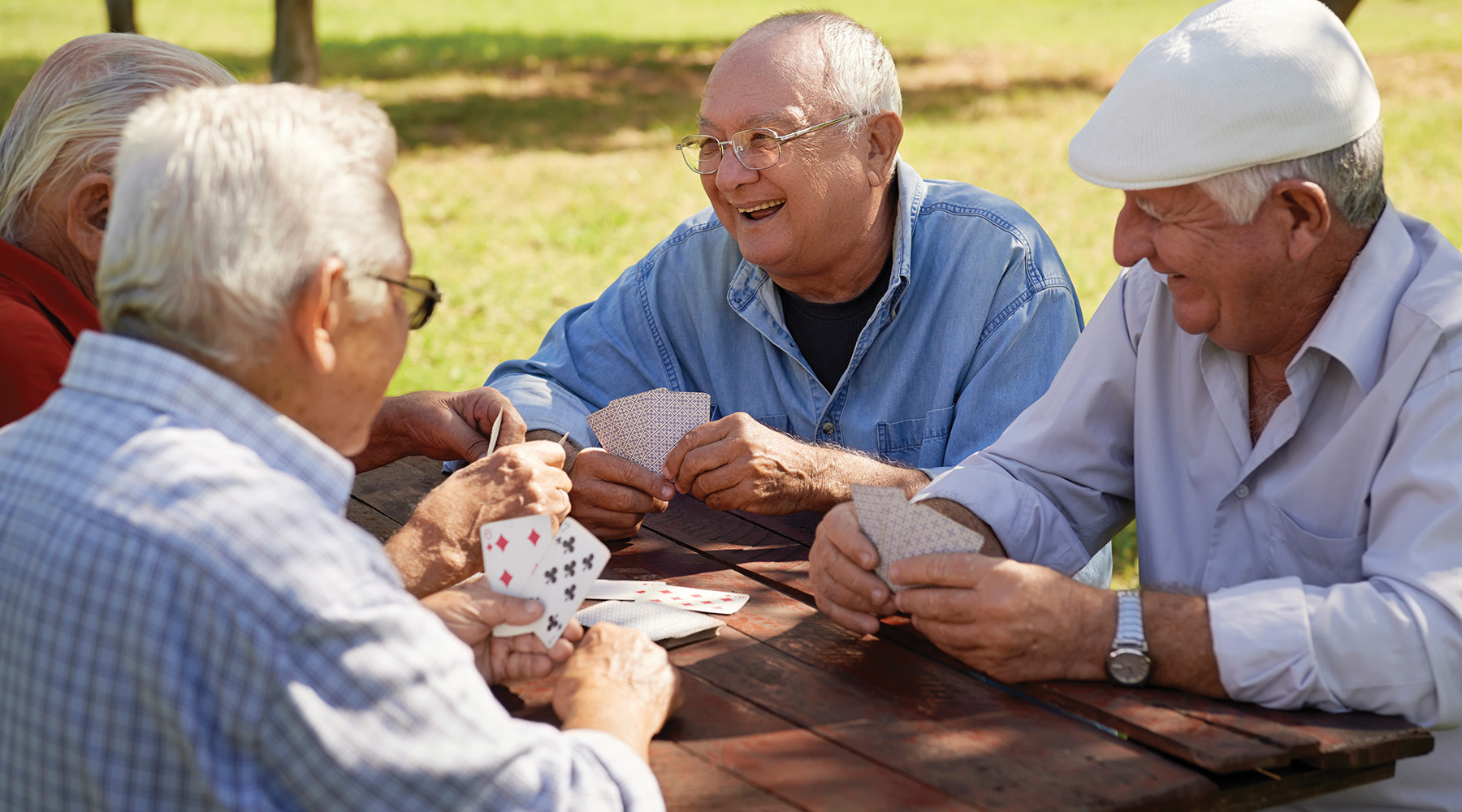The 7 Best Activities for Seniors in Denver